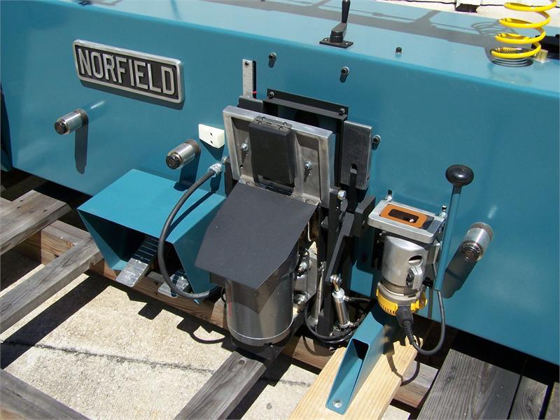 norfield door machine